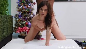 Whore shakes her curves during sexy sex scene